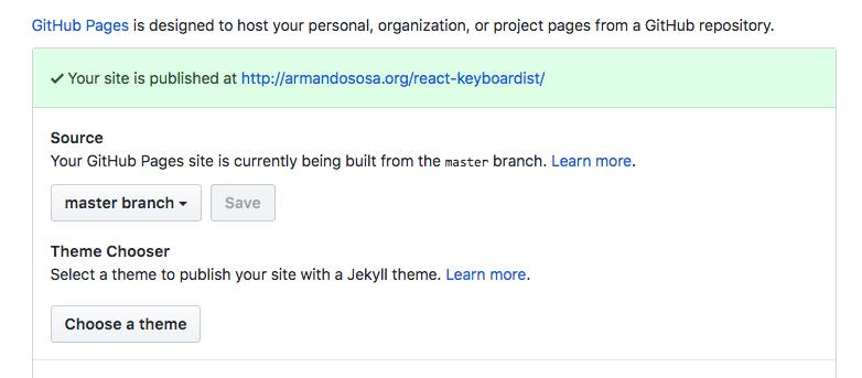 GitHub Pages Three Ways | Armando Sosa